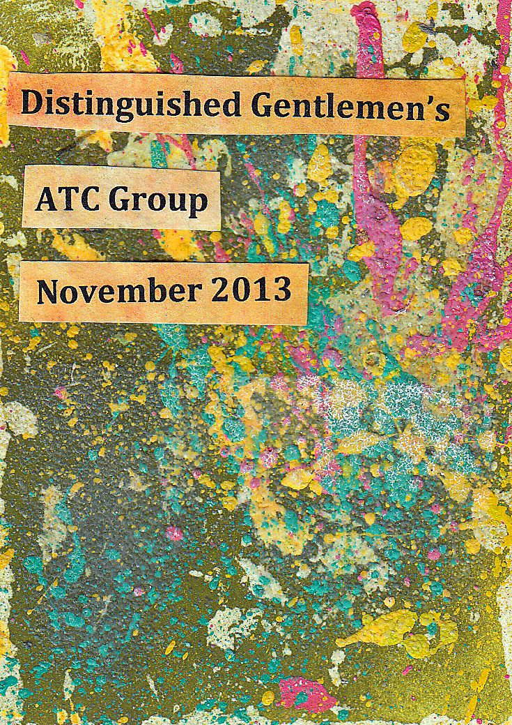 November ATC 2013 - Back