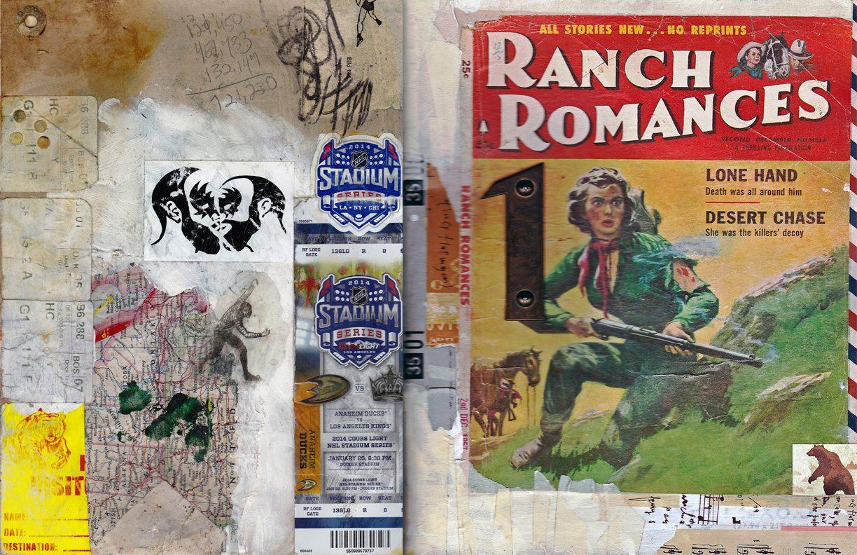 Spread 157 - Ranch Romances - 72