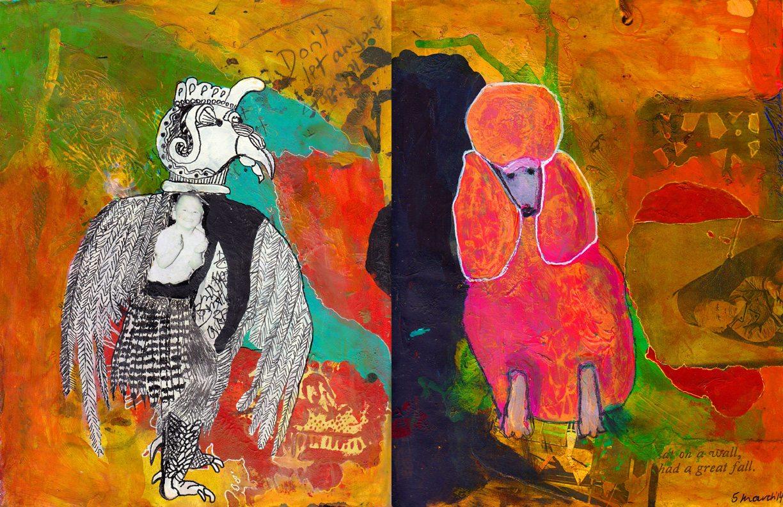 0167 - Pink Poodles & Birdmen - 72